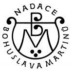Logo Nadace Bohuslava Martinu